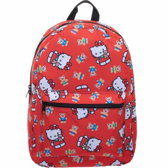 31e5814346 Hello Kitty Bear Backpack